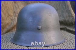 Ww2 M42 german helmet ET68