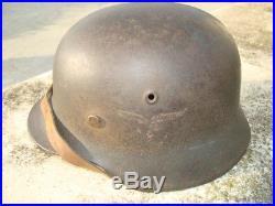 Ww2 Wwii German Helmet Elmetto Tedesco M40 Luftwaffe