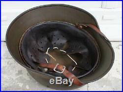 Ww2 casque allemand Mod. 40 german helmet Mod. 40