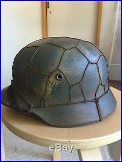 Ww2 german helmet