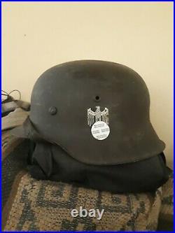Ww2 german original helmet