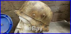 Ww2 german replica M35 Helmet Pioneer With Wire Basket Size 66 Shell