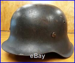 Ww 2 Original German Helmet M42